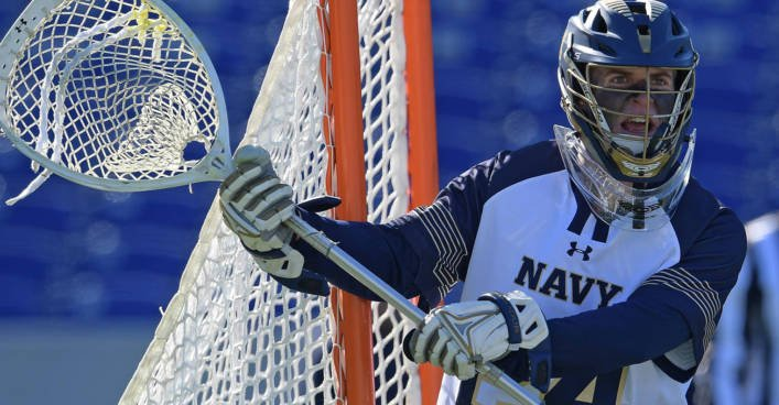 Navy Midshipmen Goalie Ryan Kern – LGR Episode 54