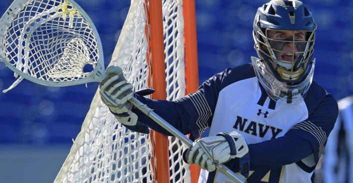 Navy Midshipmen Goalie Ryan Kern – LGR Episode 54