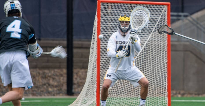 Michigan Goalie Gunner Garn – LGR Episode #65