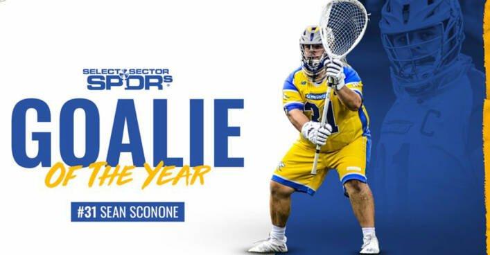 MLL 2x Goalie of the Year Winner Sean Sconone – LGR Episode 75