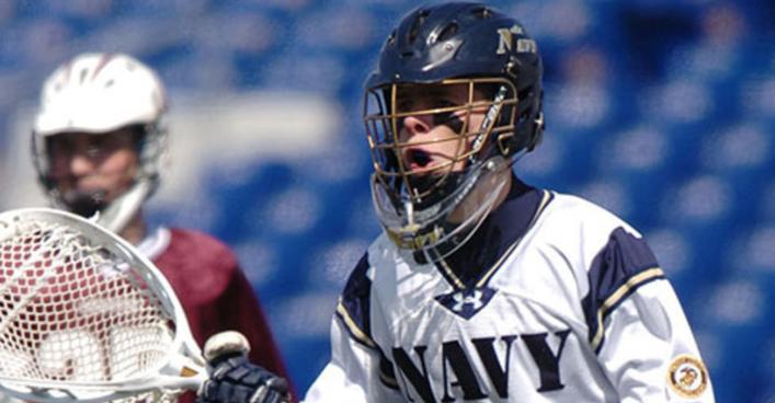Navy 2004 Goalie of the Year Matt Russell – LGR Episode #83