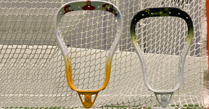 Deep South Lacrosse CL18 Goalie Head Review